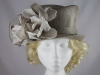 J.Bees Millinery Wedding Hat